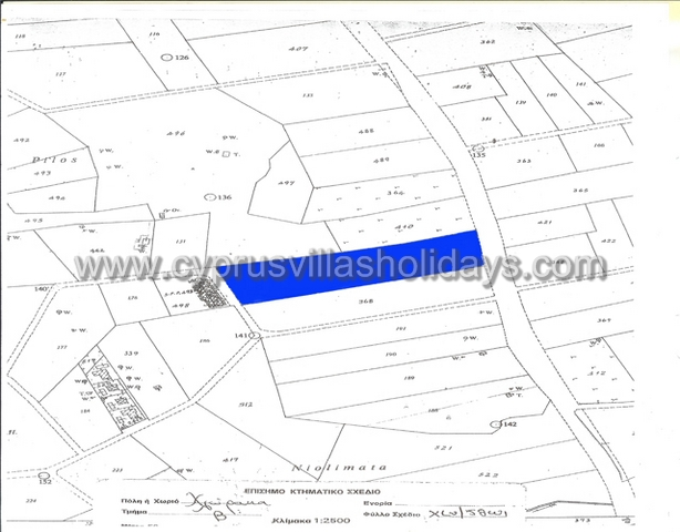 Cyprus Land for Sale